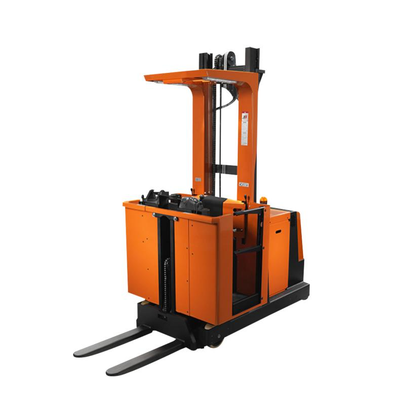 Forklift Sales Compact High-level Order Picker for Narrow Aisle Material Handling Operations – OME100H-OME120HW1
