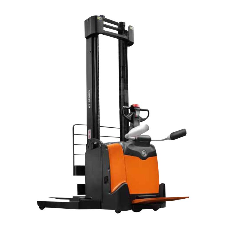 Forklift Sales Heavy-duty Platform Powered Stacker – SPE120-SPE140-SPE160-SPE200-SPE140S