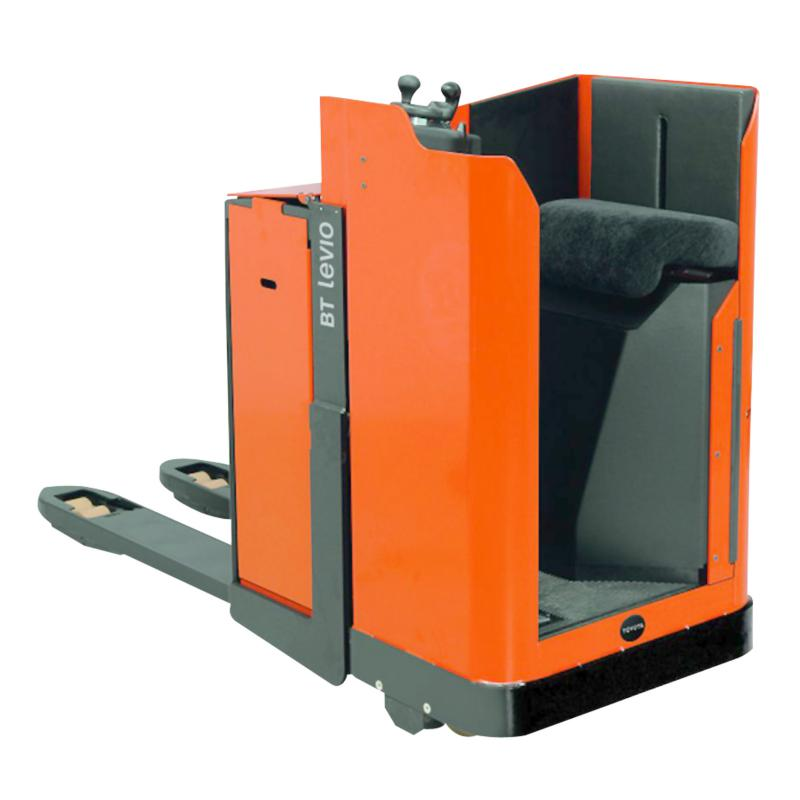 Forklift Sales Rider-seated Powered Pallet Truck – LRE200-LRE300T