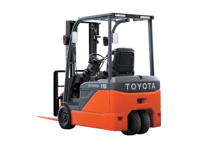 Forklift Sales Just Electrical Forklift Icon-1
